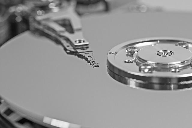 odzyskiwanie danych z dysku